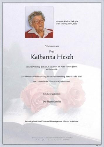 Katharina Hesch
