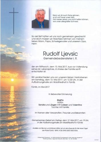 Rudolf Ljevsic