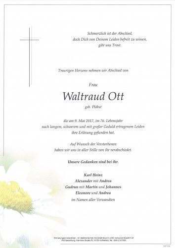 Waltraud Ott