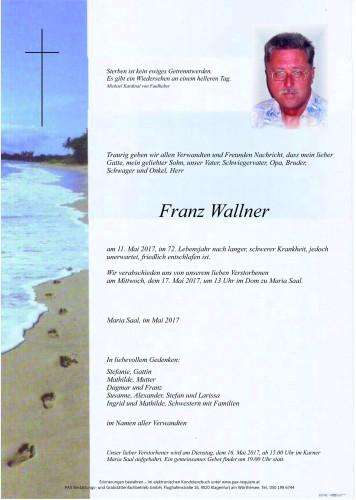 Franz Wallner