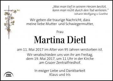 Martina Dietl