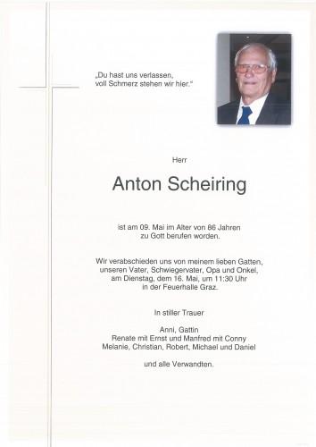 Anton Scheiring
