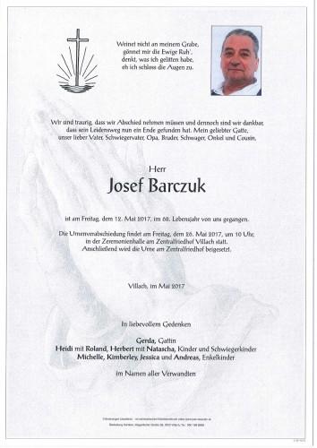 Josef Barczuk