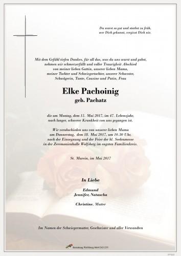 Elke Pachoinig
