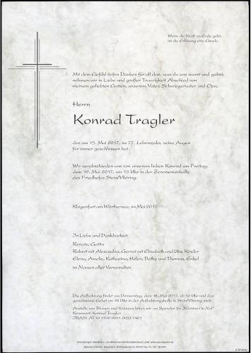 Konrad Tragler