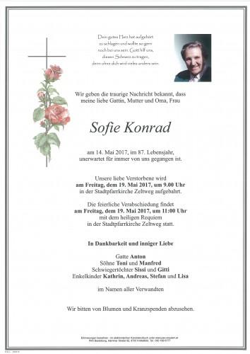 Sofie Konrad
