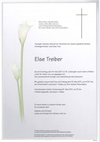 Treiber Elisabeth