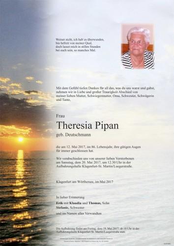 Theresia Pipan