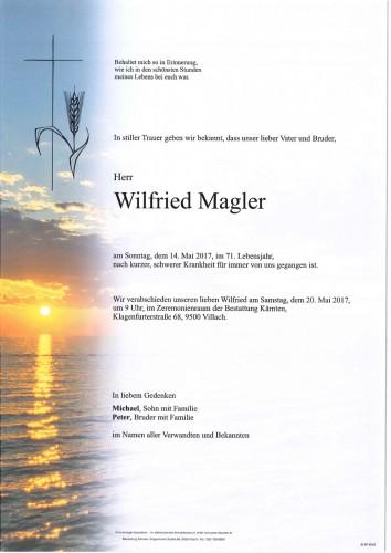 Wilfried Magler