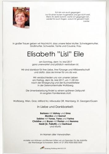 Elisabeth Eile