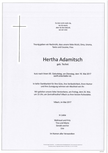 Hertha Adamitsch