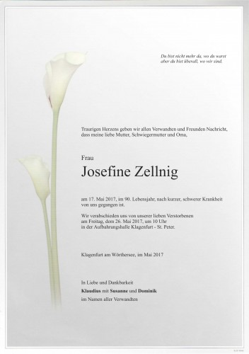 Josefine Zellnig