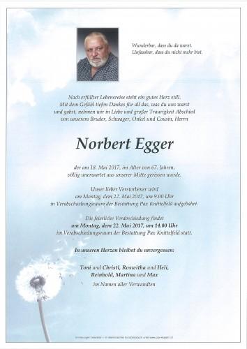 Norbert Egger