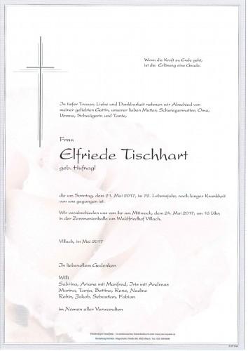 Elfriede Tischhart