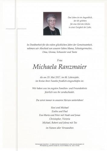 Michaela Ranzmaier