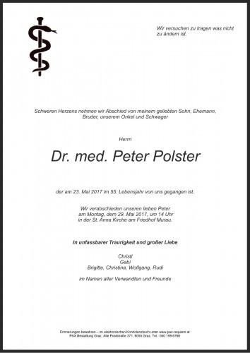 Dr.med. Peter Polster
