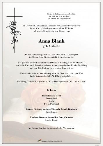 Anna Blank