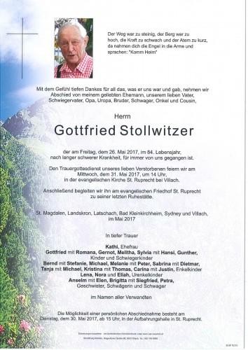 Gottfried Stollwitzer