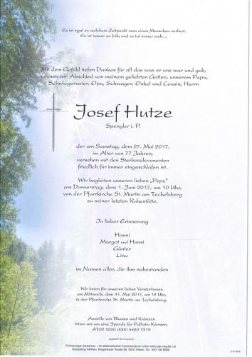 Josef Hutze