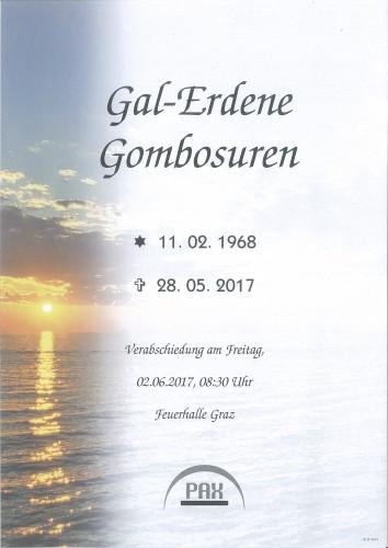 Gal-Erdene Gombosuren