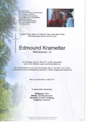 Edmound Krametter