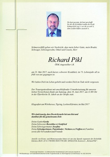 Richard Pikl