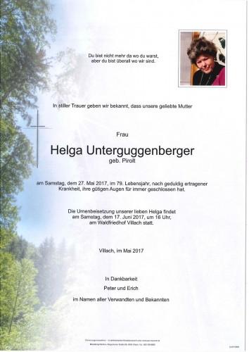 Helga Unterguggenberger