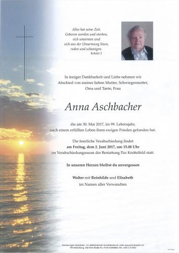 Anna Aschbacher