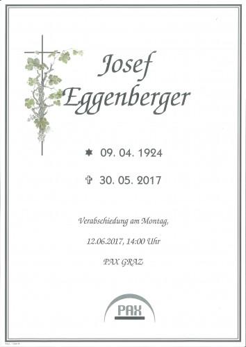 Josef Eggenberger