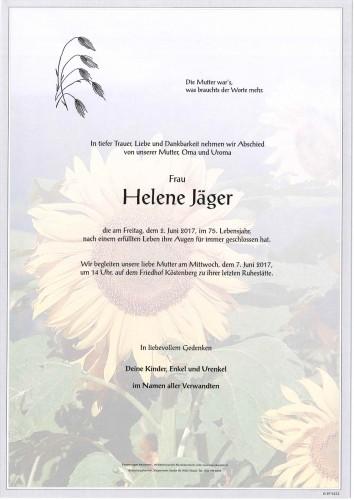 Helene Jäger