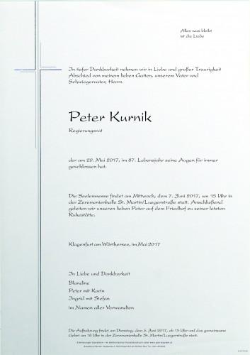 Peter Kurnik