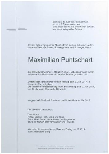 Maximilian Puntschart
