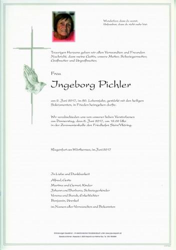 Ingeborg Pichler