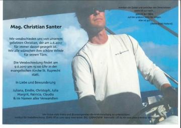 Mag. Christian Santer