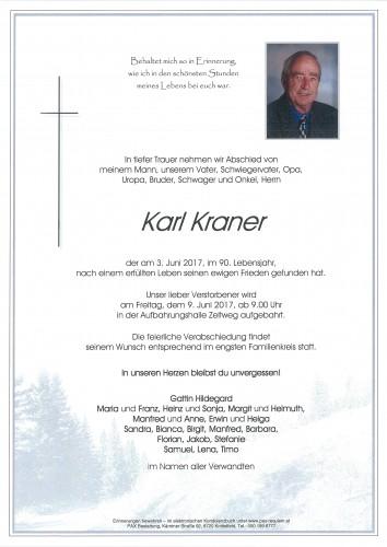 Karl Kraner