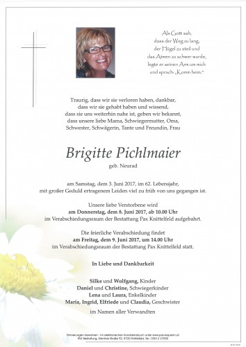 Brigitte Pichlmaier