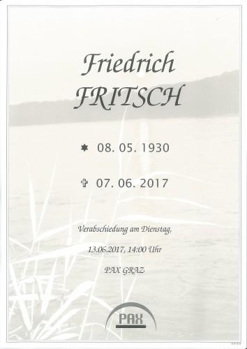 Friedrich Fritsch