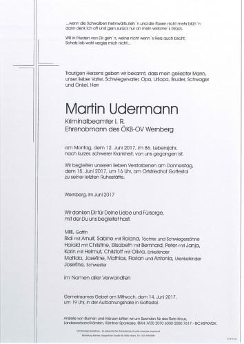 Martin Udermann
