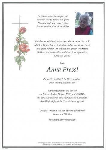 Anna Pressl