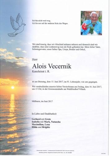 Alois Vecernik