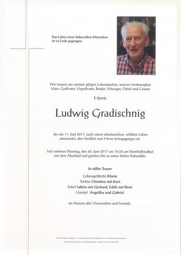 Ludwig Gradischnig