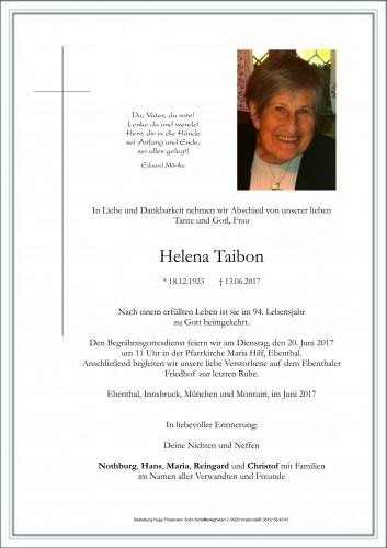 Helena Taibon