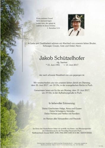 Jakob Schützelhofer