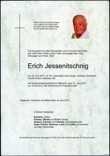 Erich Jessenitschnig