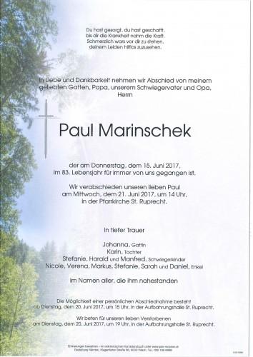 Paul Marinschek