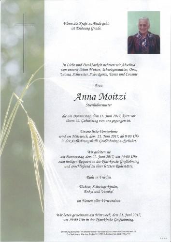 Anna Moitzi