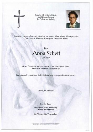 Anna Schett