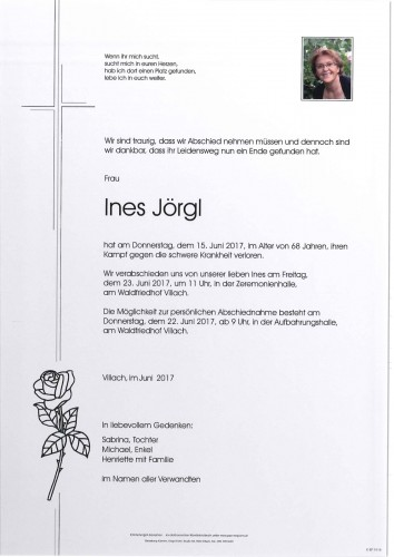 Ines Jörgl