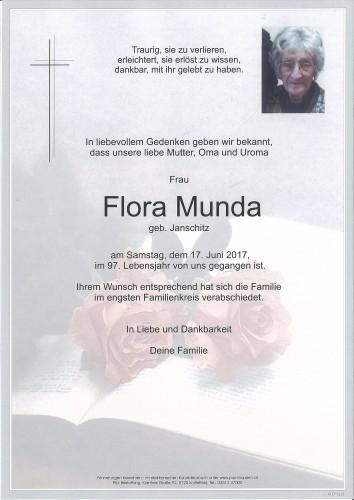 Flora Munda