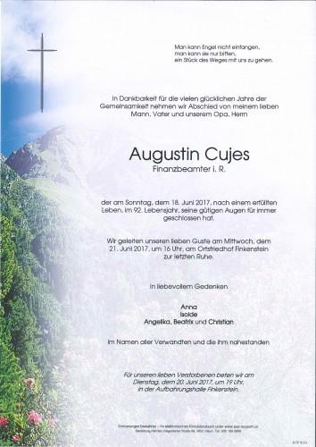 Augustin Cujes